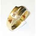 #2005 Kuldsõrmus teemantitega