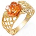 #2028 Kahevärvilisest kullast sõrmus Black Hills Gold Collectionist