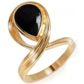 #2050 Gold onyx ring (especially exclusive)