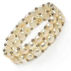 #2917 Käevõru pärlitega