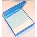 #9929 Kinkekarp ripatsile, ketile, kõrvarõngastele jne. (sinine, suur)