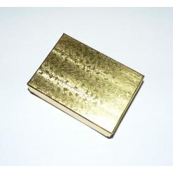 #9933 Kinkekarp (väiksem, kuldne)