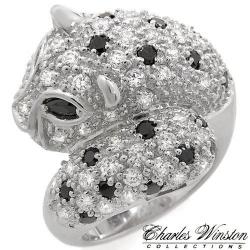 #5985 Hõbesõrmus Charles Winston Collection`ist